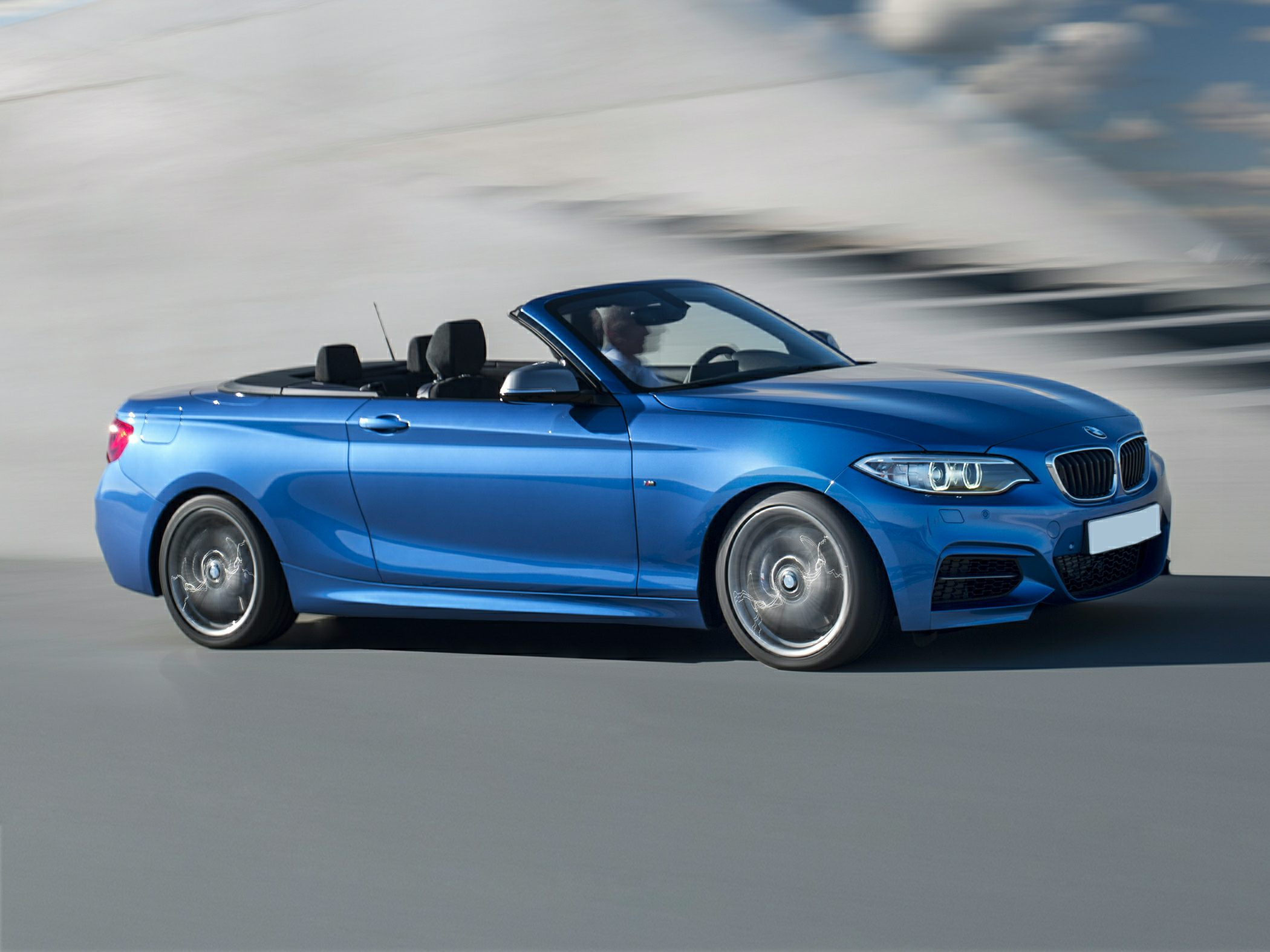 2018 BMW M235i Convertible photo - 4