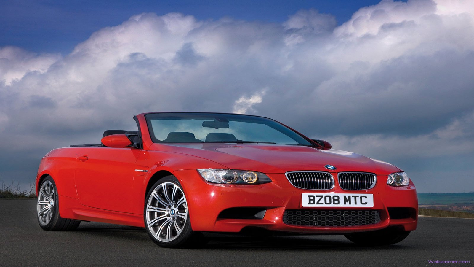 2018 BMW M3 Convertible UK Version photo - 1