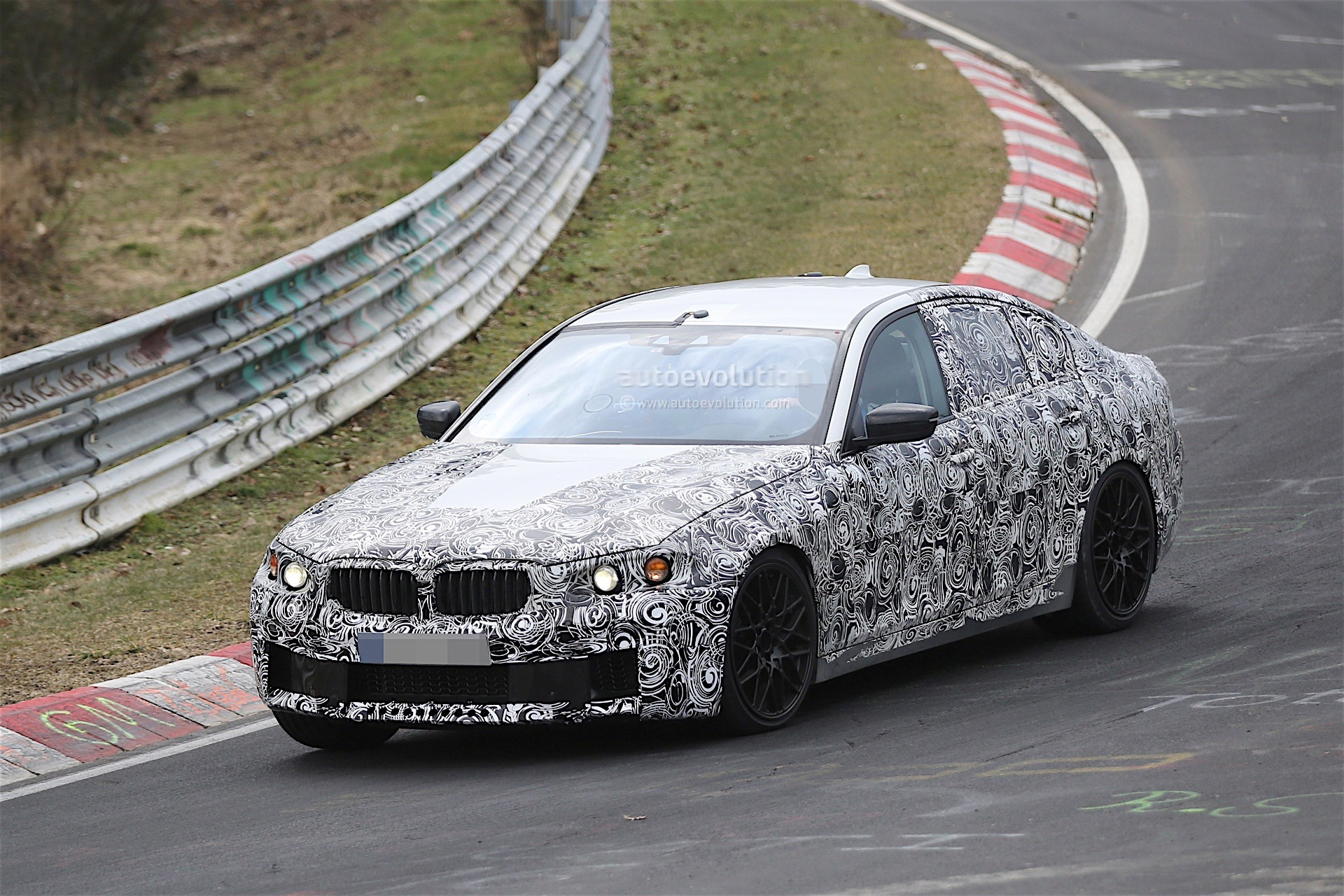 2018 BMW M3 Evolution photo - 3