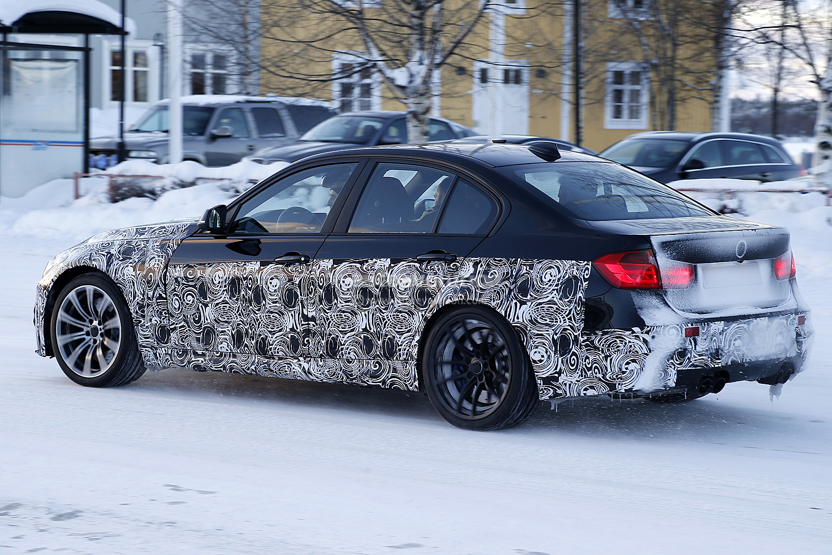 2018 BMW M3 Evolution photo - 5
