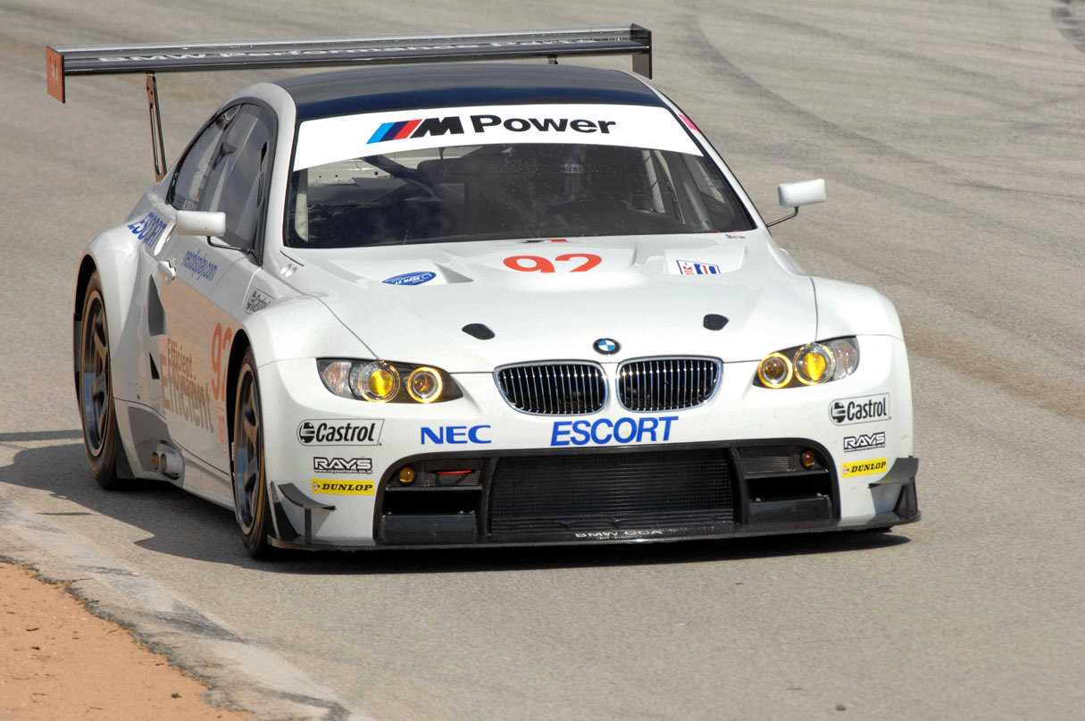 2018 BMW M3 Race Version photo - 2