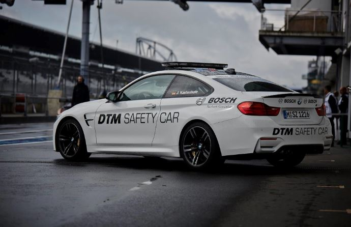 2018 BMW M4 Coupe DTM Safety Car photo - 1