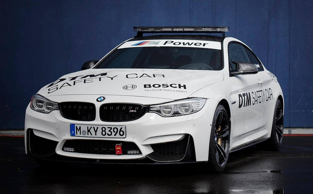 2018 BMW M4 Coupe DTM Safety Car photo - 3