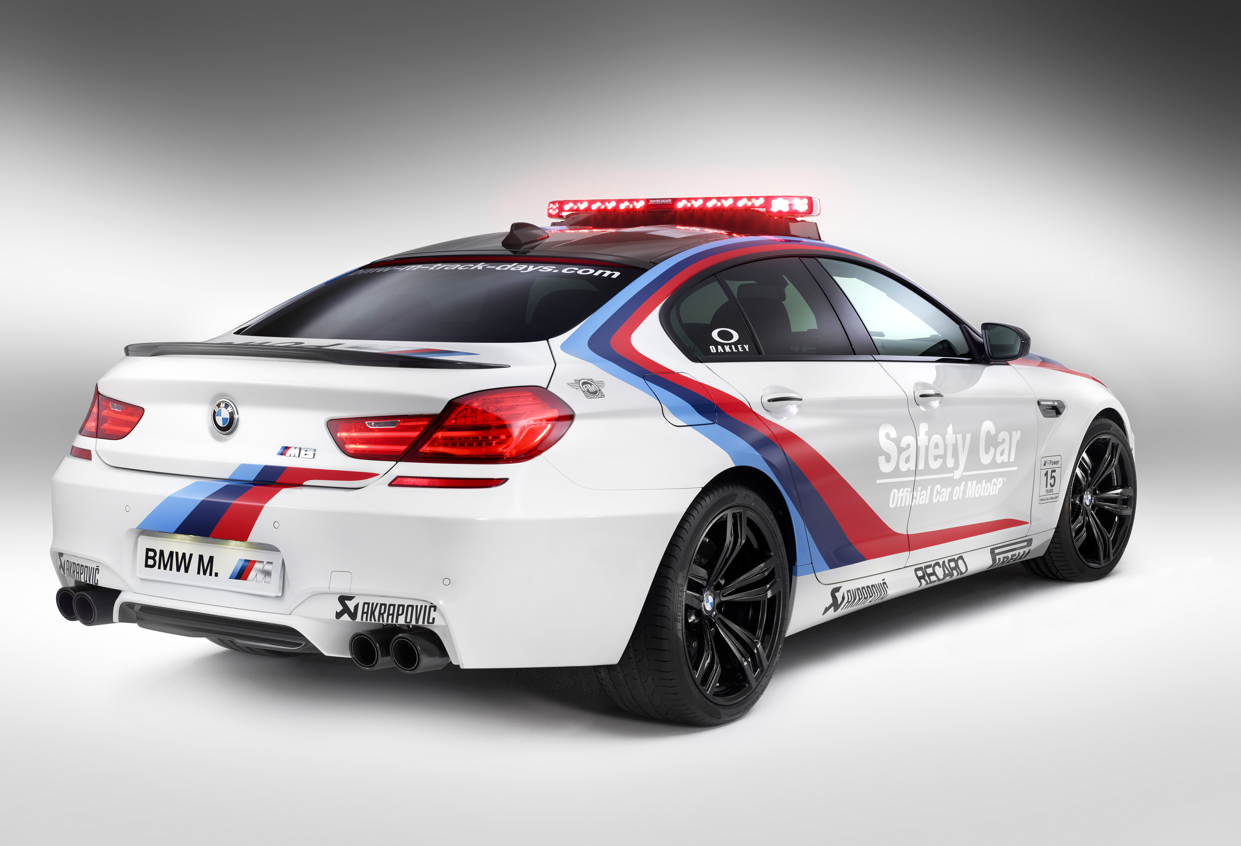 2018 BMW M4 Coupe DTM Safety Car photo - 4