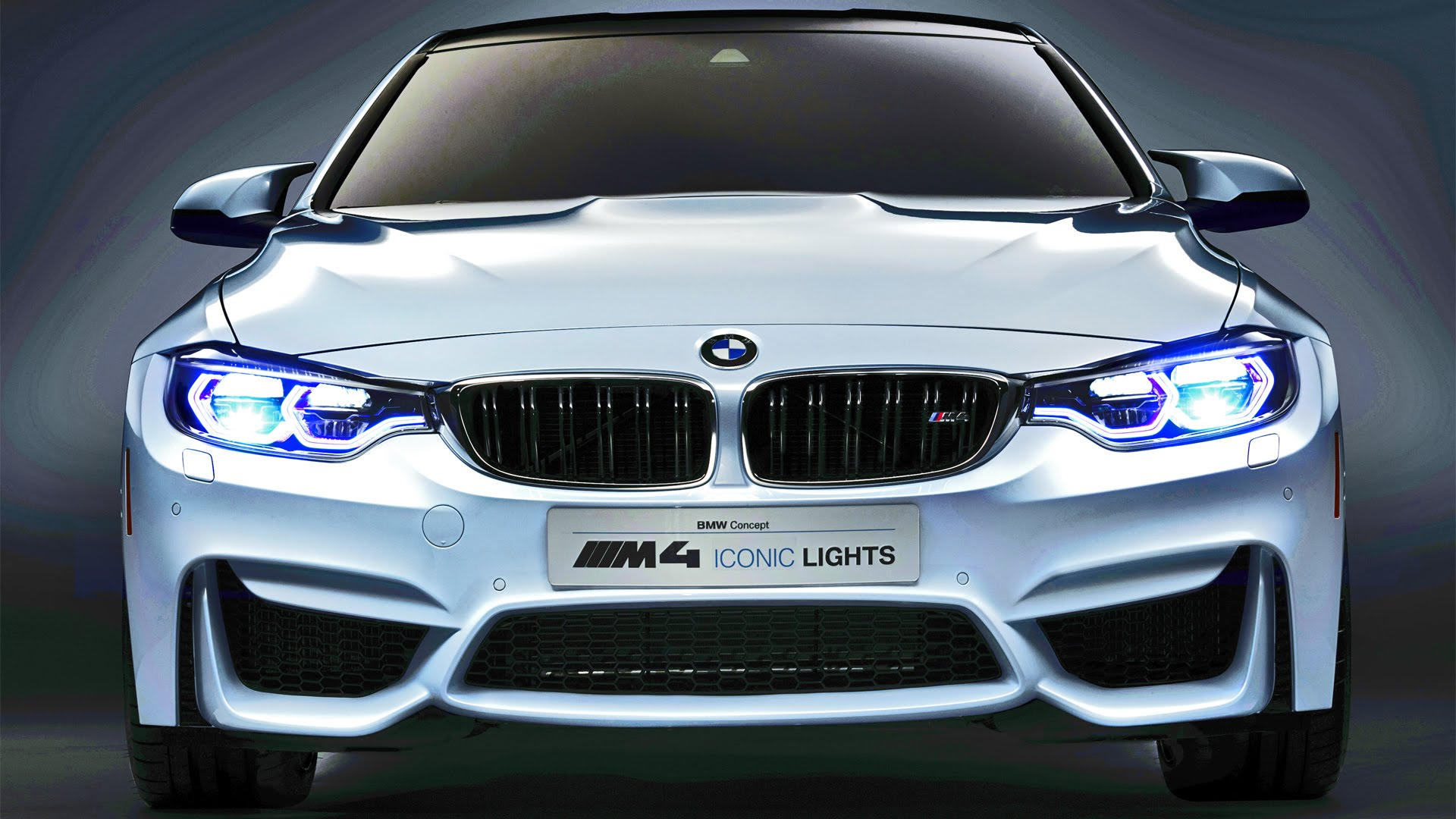 2018 BMW M4 Iconic Lights Concept photo - 3