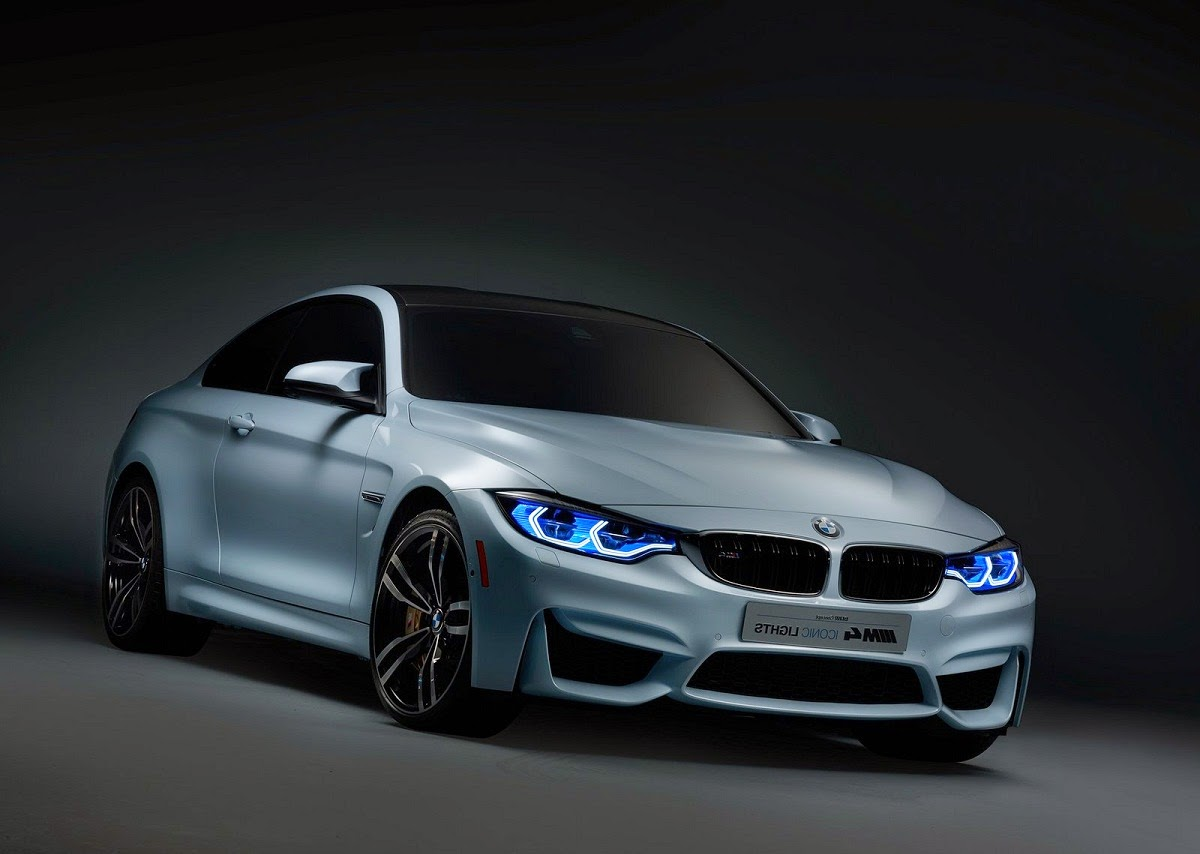 2018 BMW M4 Iconic Lights Concept photo - 5