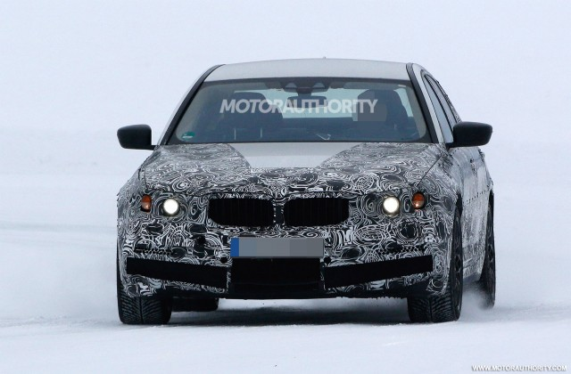 2018 BMW M5 UK Version photo - 5