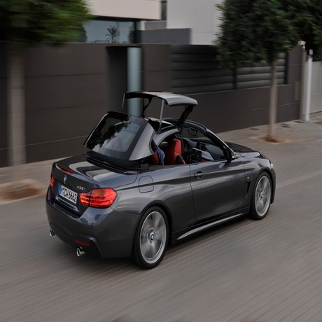 2018 BMW M6 Convertible photo - 1