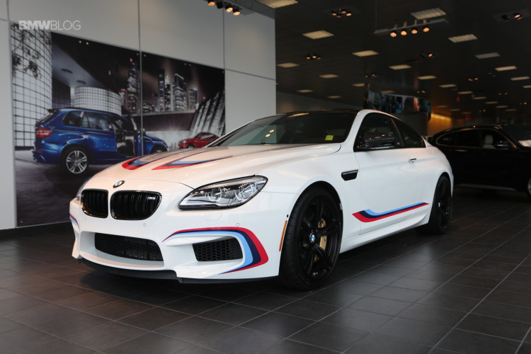 2018 BMW M6 Coupe Competition Package photo - 1
