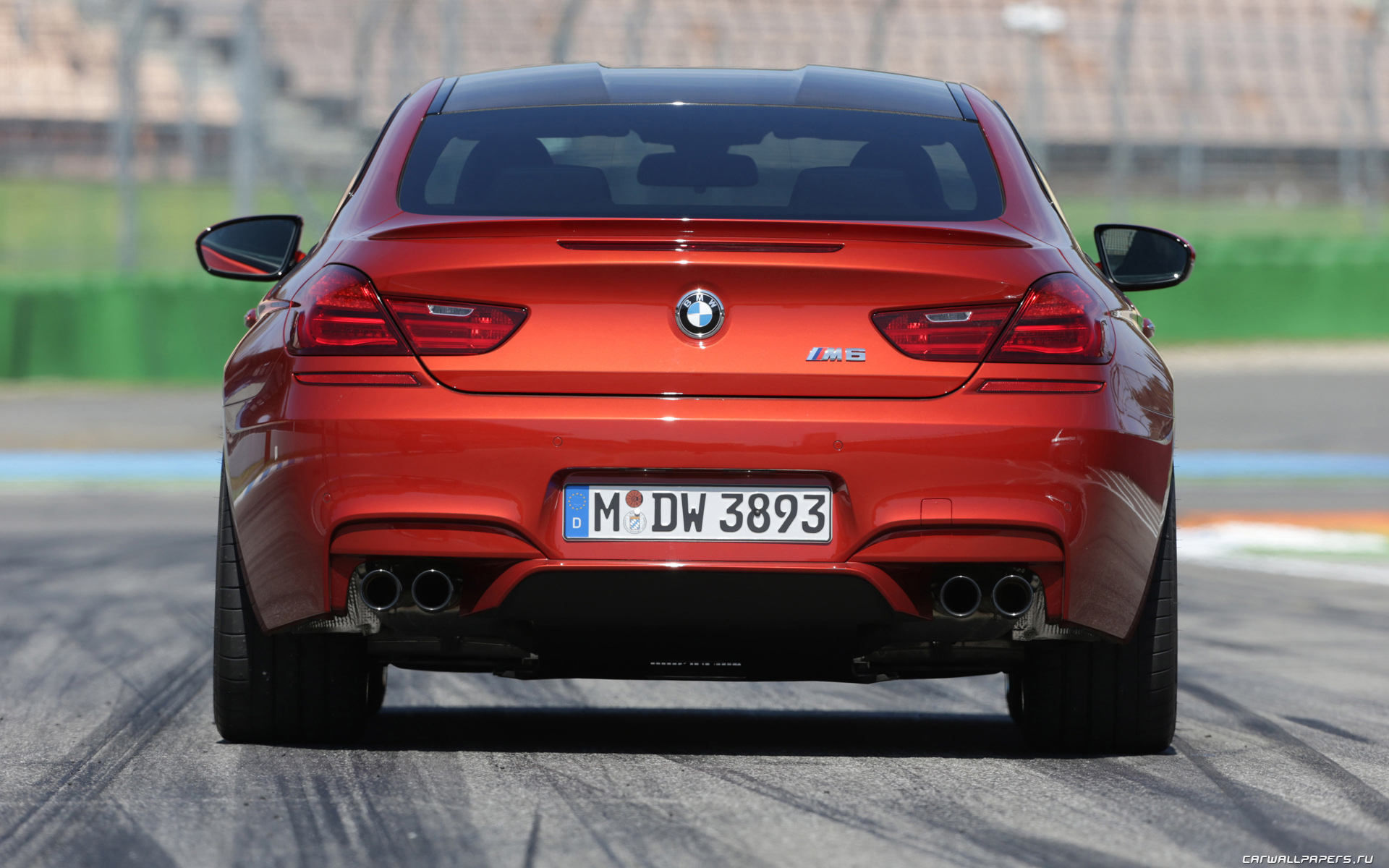 2018 BMW M6 Coupe Competition Package photo - 3