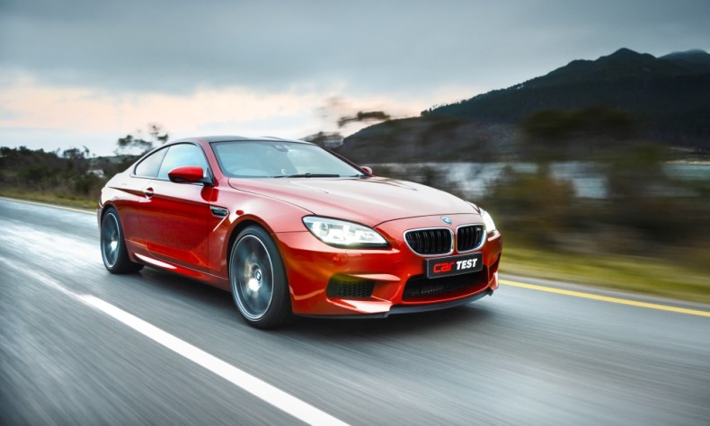 2018 BMW M6 Coupe Competition Package photo - 4