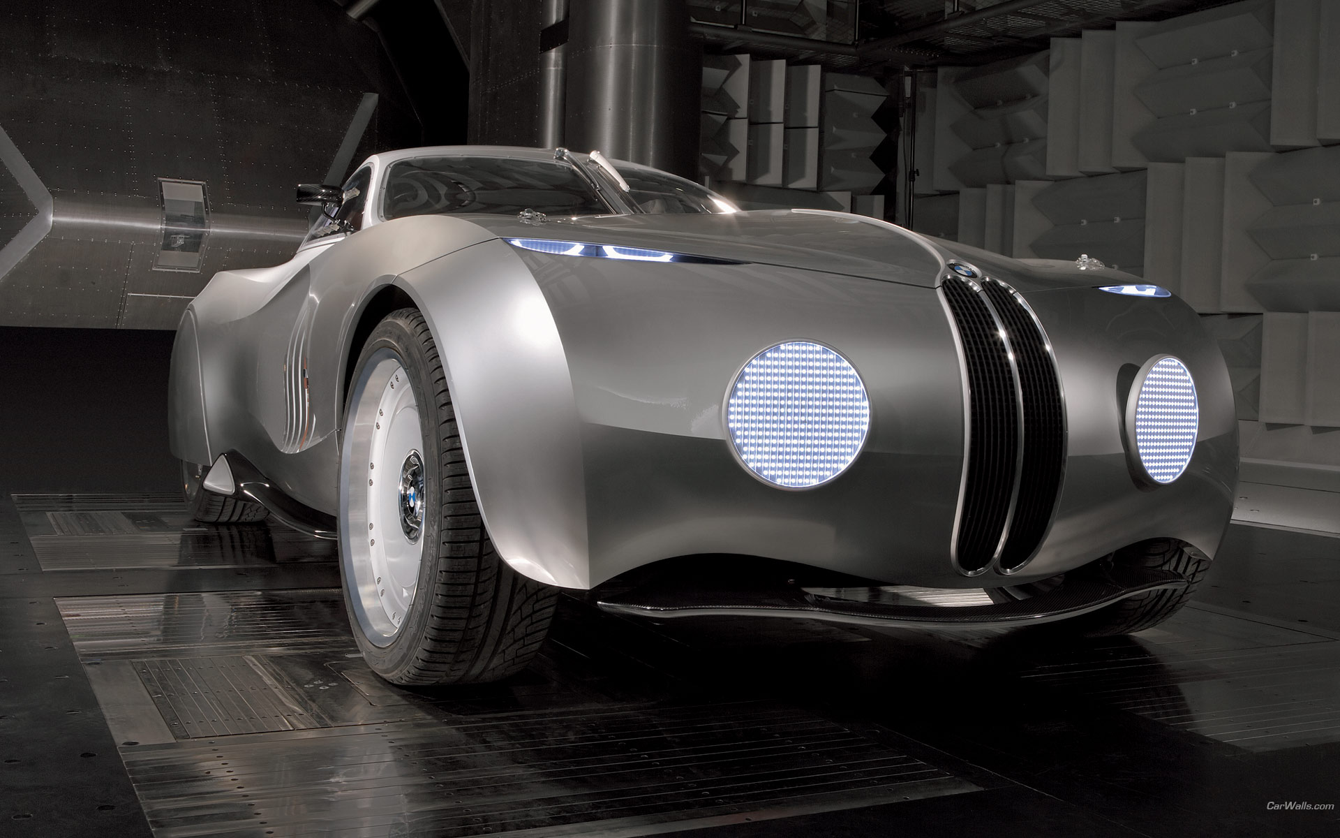 2018 BMW Mille Miglia Coupe Concept photo - 1