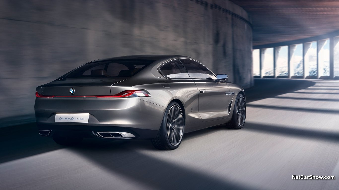 2018 BMW Pininfarina Gran Lusso Coupe photo - 4