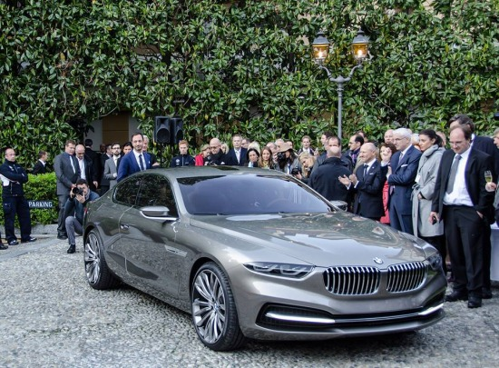 2018 BMW Pininfarina Gran Lusso Coupe photo - 5