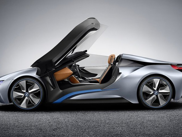 2018 BMW Roadster photo - 1
