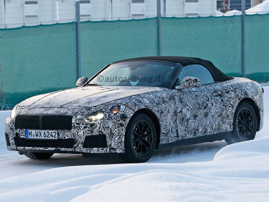 2018 BMW Roadster photo - 2