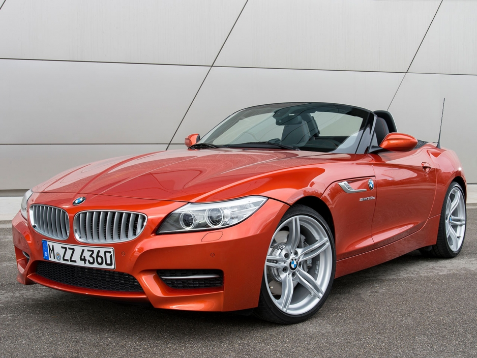 2018 BMW Roadster photo - 5