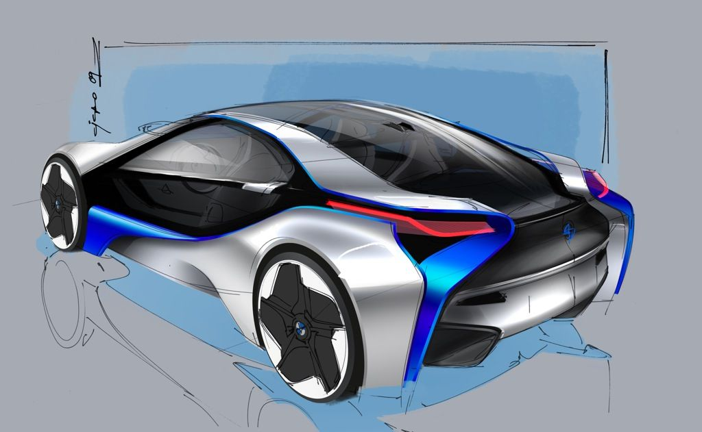 2018 BMW Vision Future Luxury Concept photo - 2