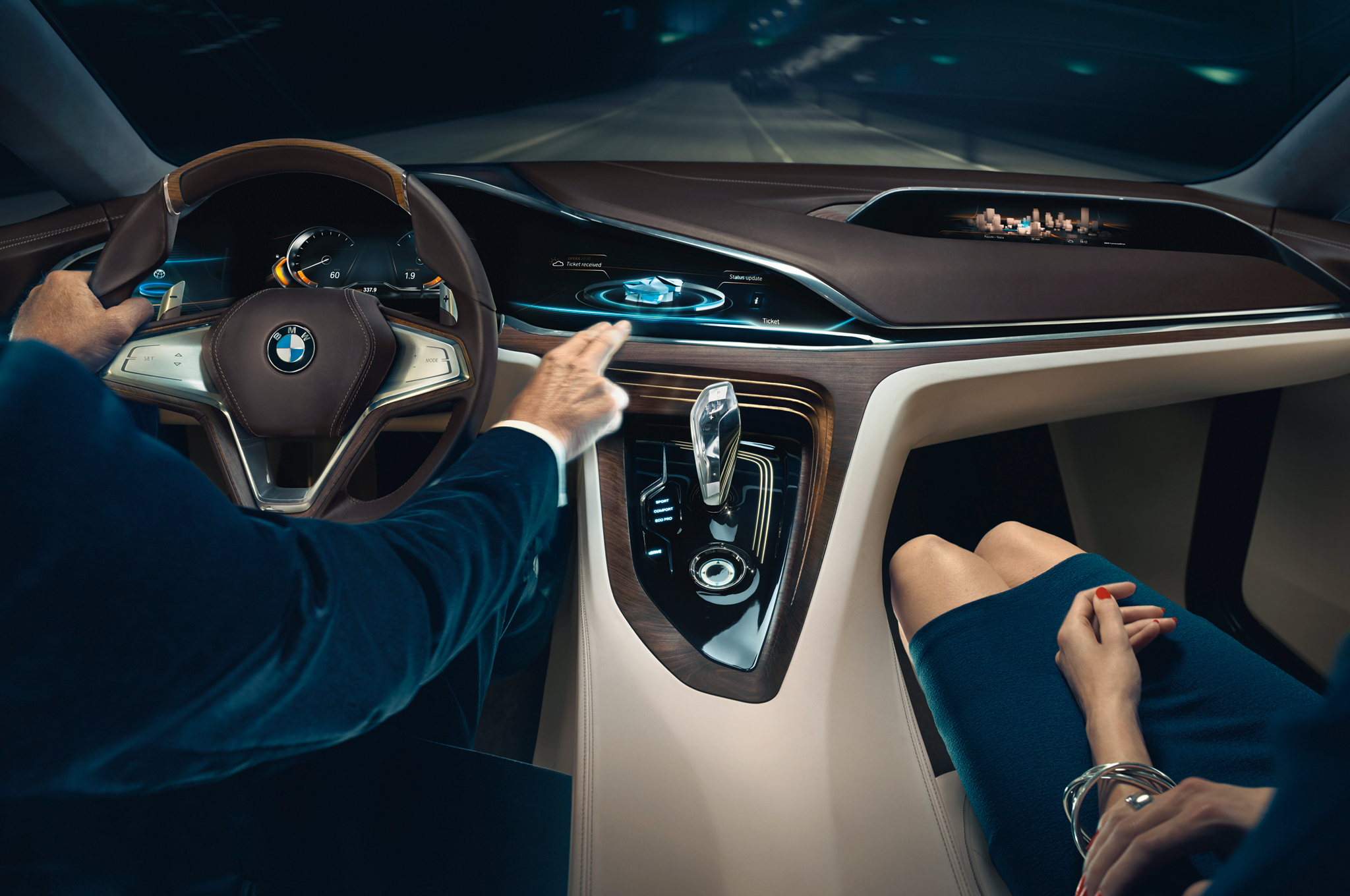 2018 BMW Vision Future Luxury Concept photo - 3