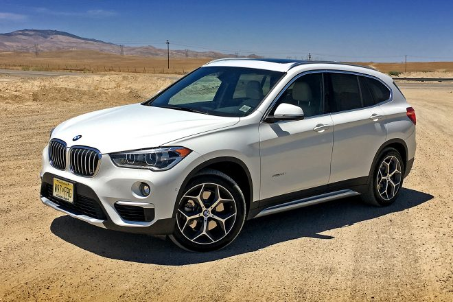 2018 BMW X1 xDrive28i photo - 3