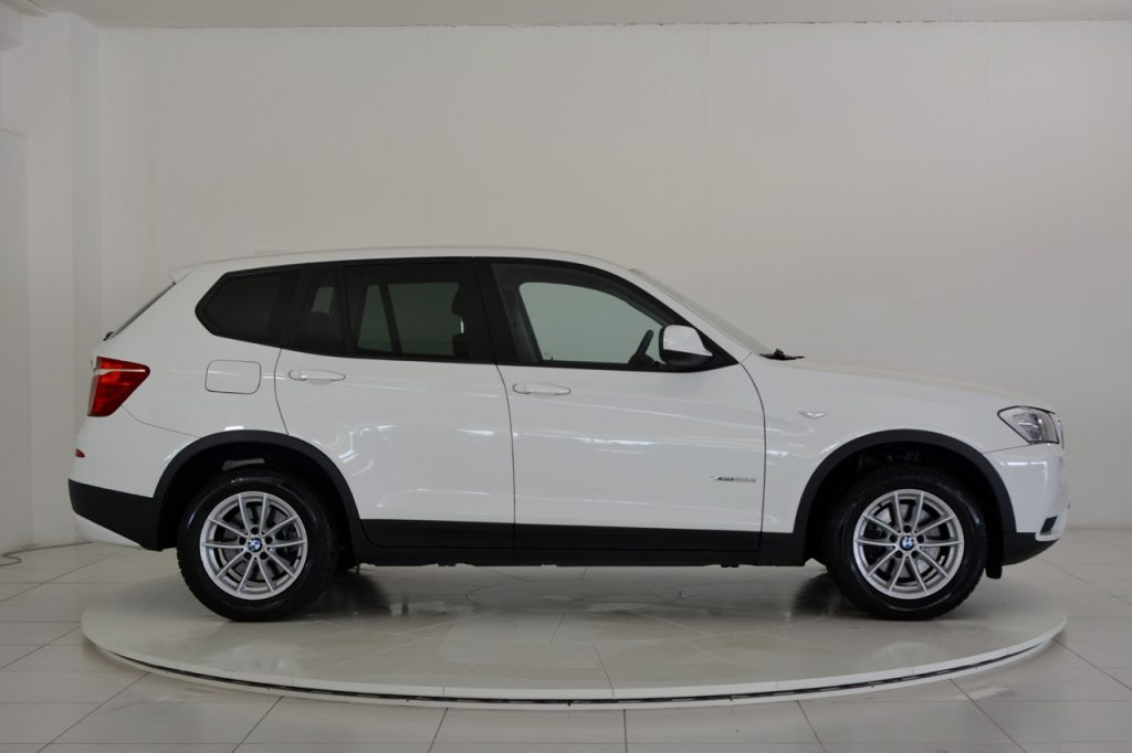 2018 BMW X3 xDrive20d photo - 5