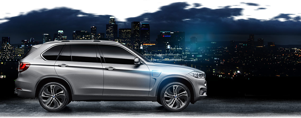 2018 BMW X5 eDrive Concept photo - 1