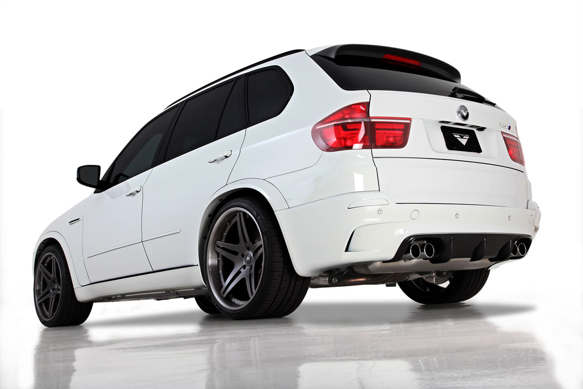2018 BMW X5 M Package photo - 3