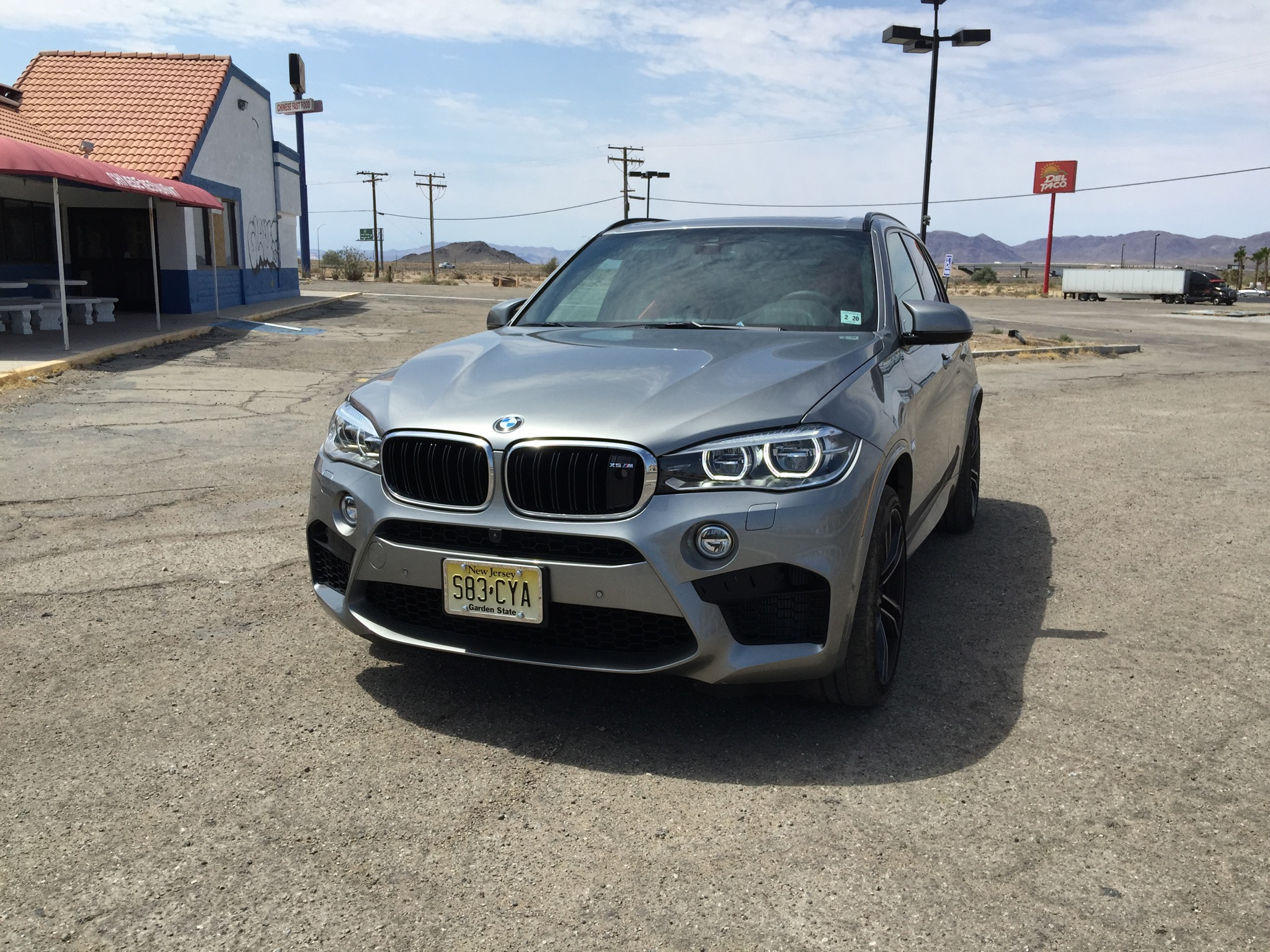 2018 BMW X5 M Package photo - 5