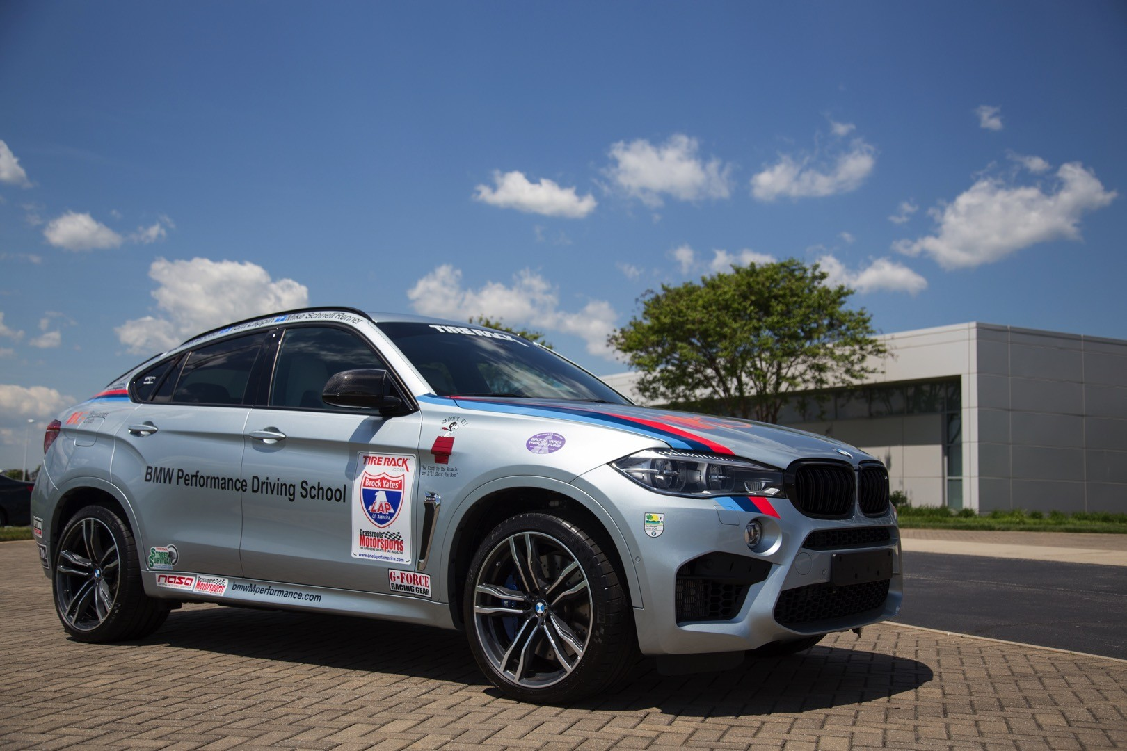 2018 BMW X5 with M Performance Parts photo - 1