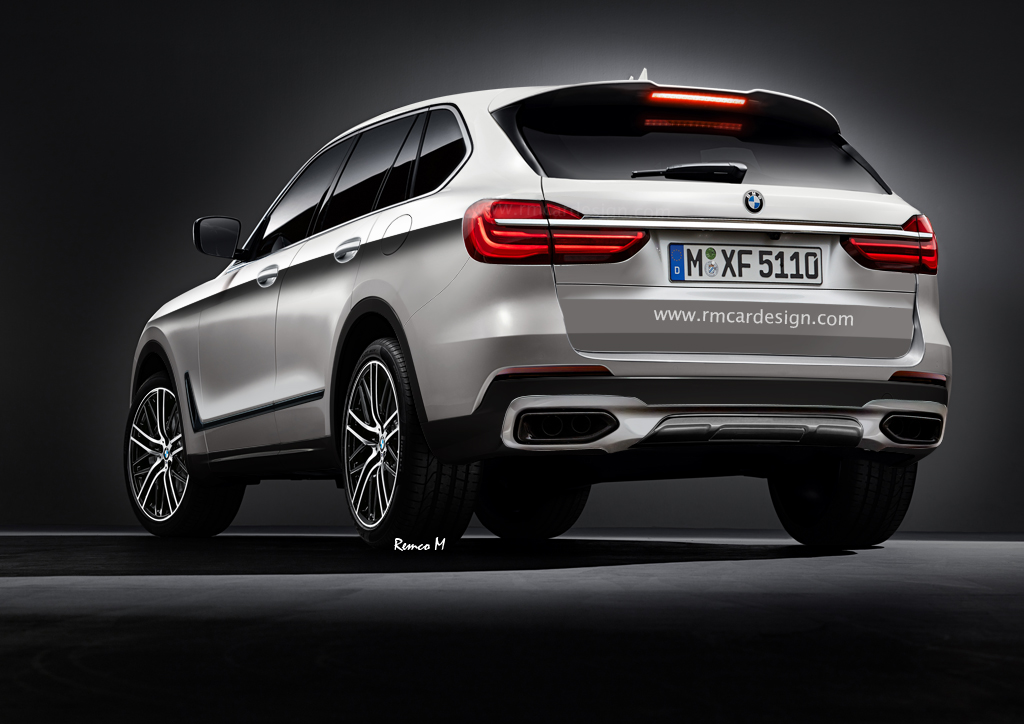 2018 BMW X5 xDrive35d BluePerformance photo - 1
