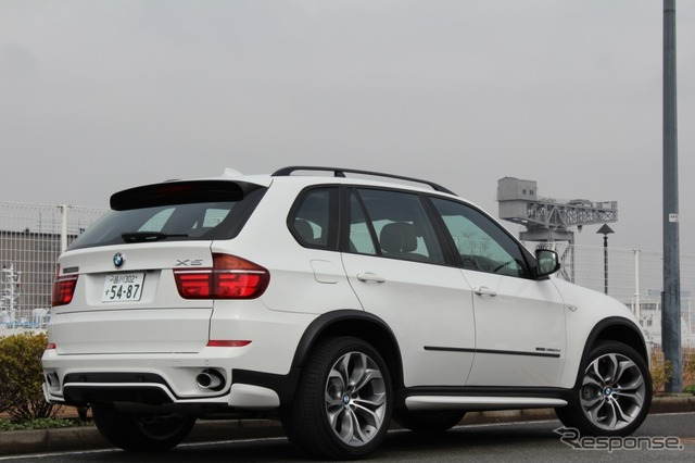 2018 BMW X5 xDrive35d BluePerformance photo - 3