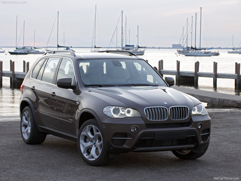2018 BMW X5 xDrive35d BluePerformance photo - 5