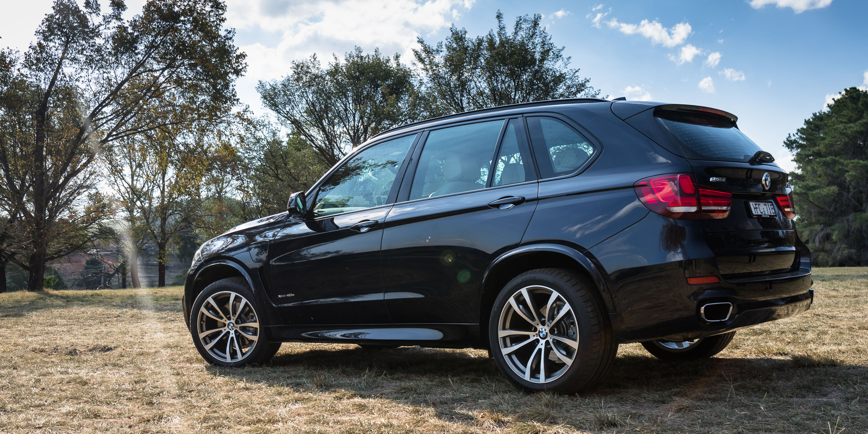 2018 BMW X5 xDrive40e photo - 4