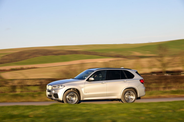 2018 BMW X5 xDrive40e photo - 5