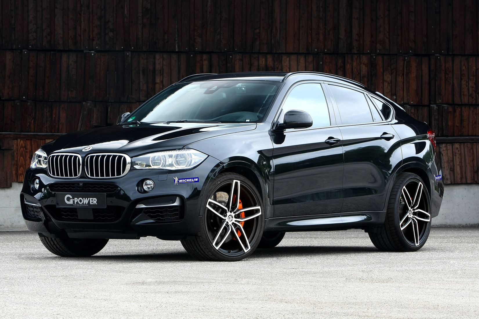 2018 BMW X6 Car Photos Catalog 2019
