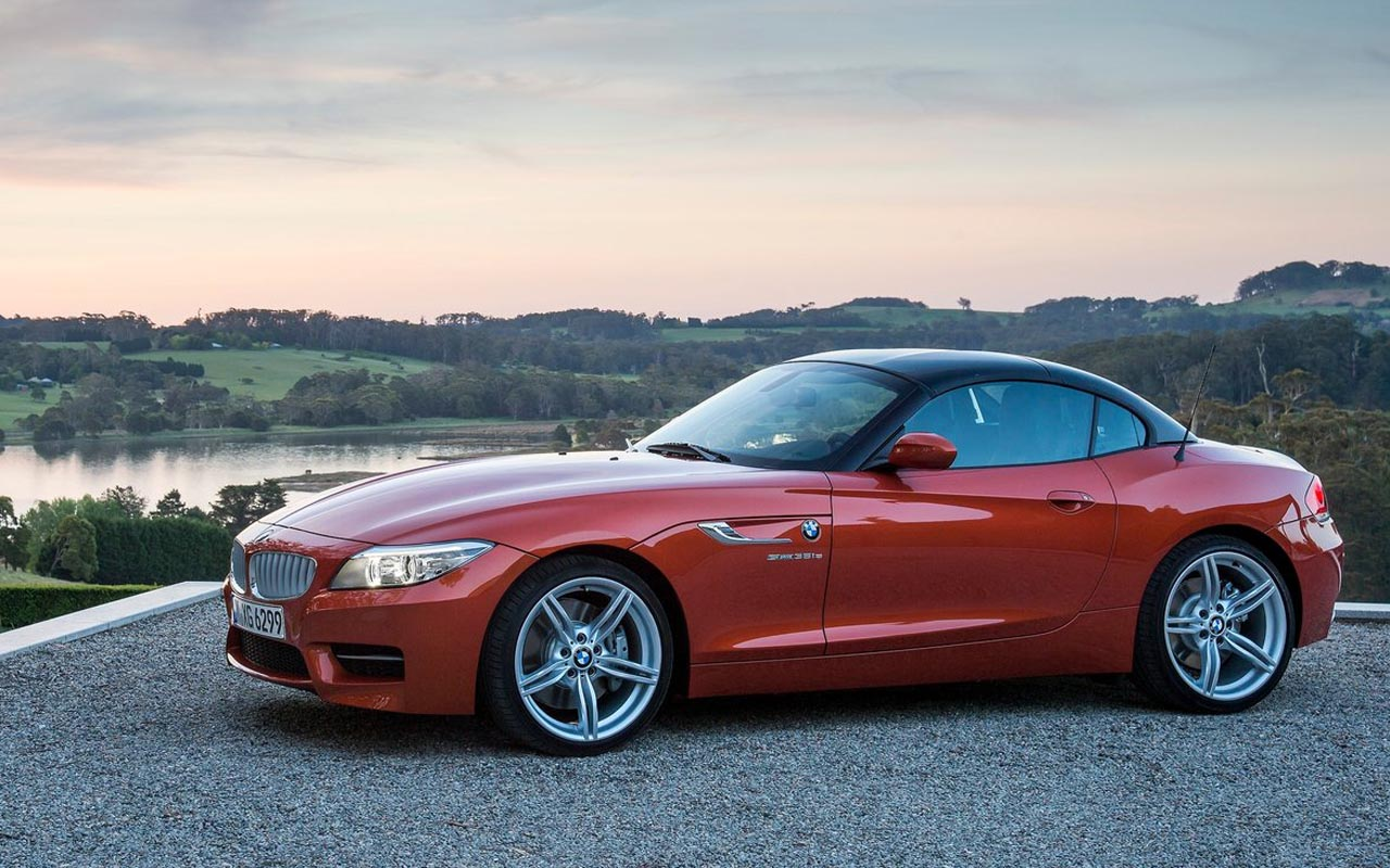 2018 BMW Z4 M Roadster photo - 4