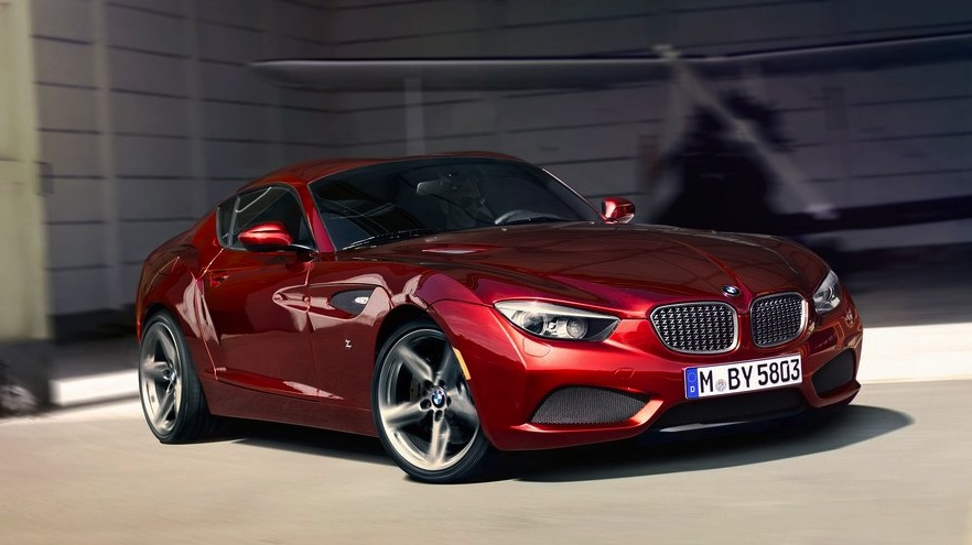 2018 BMW Zagato Roadster Concept photo - 4