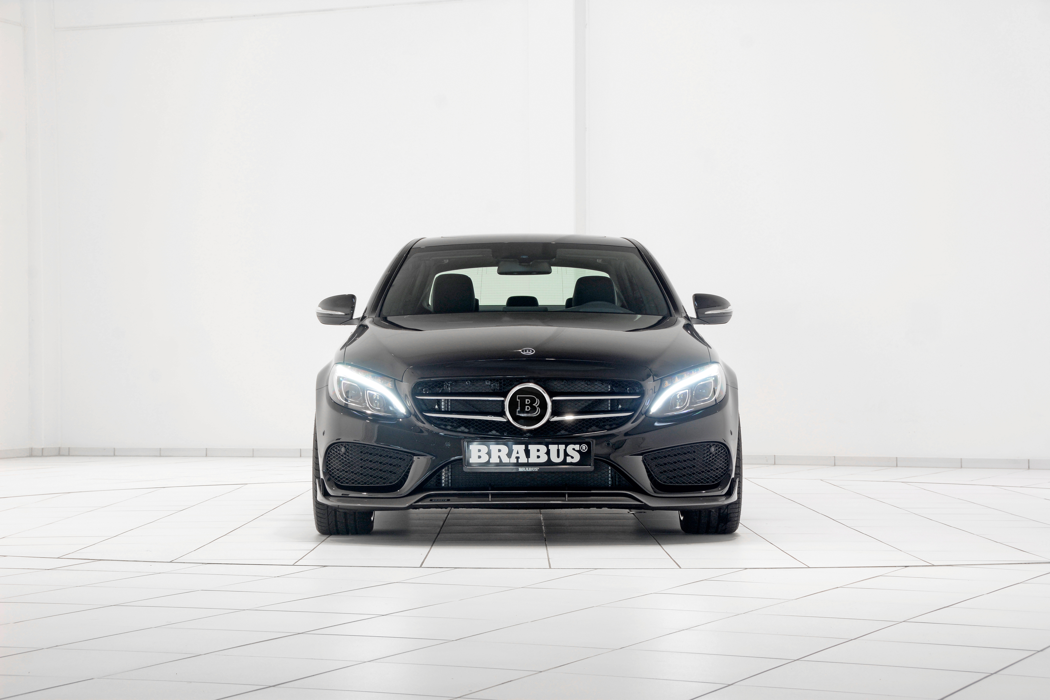 2018 Brabus Mercedes Benz C Class photo - 1