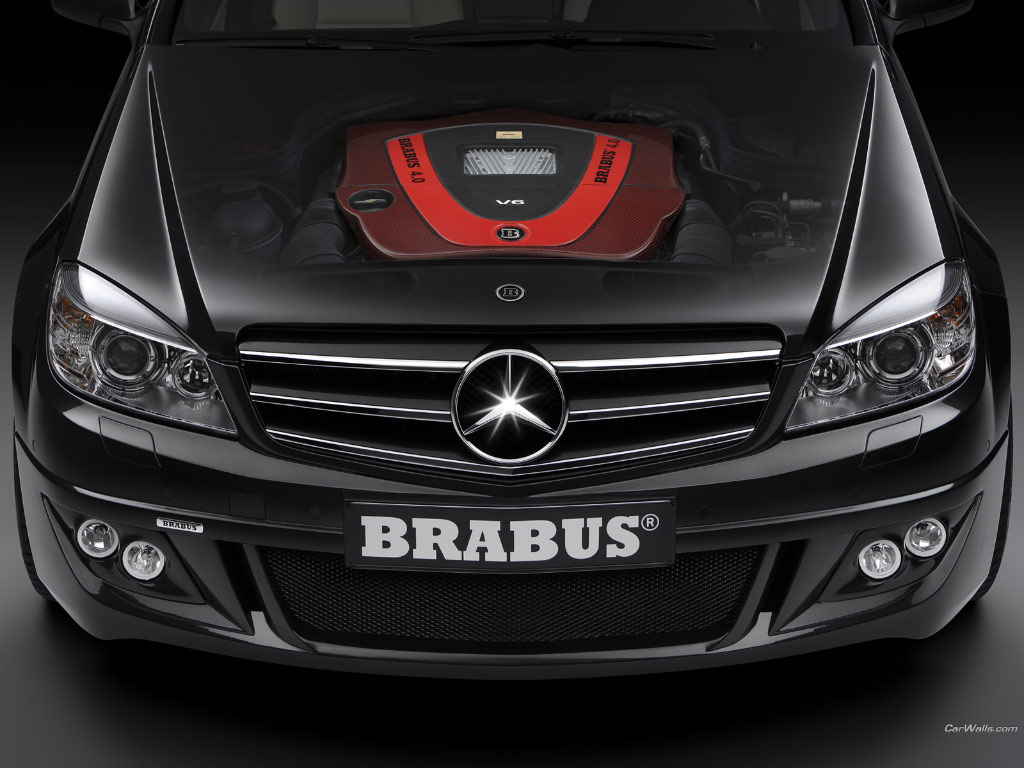 2018 Brabus Mercedes Benz C Class photo - 2