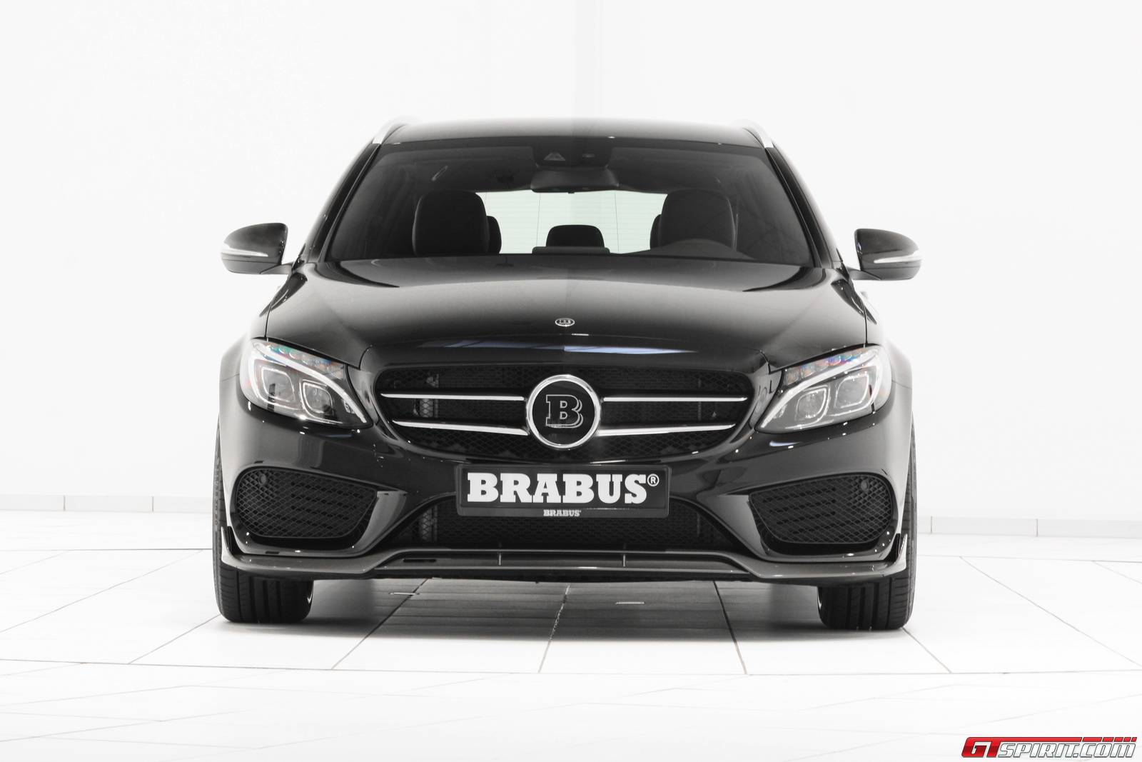 2018 Brabus Mercedes Benz C Class photo - 3