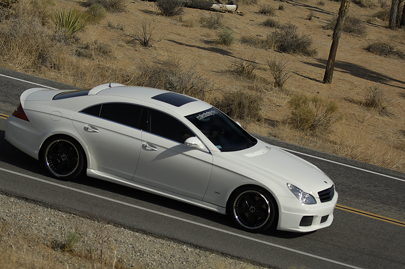 2018 Brabus Mercedes Benz CLS photo - 5