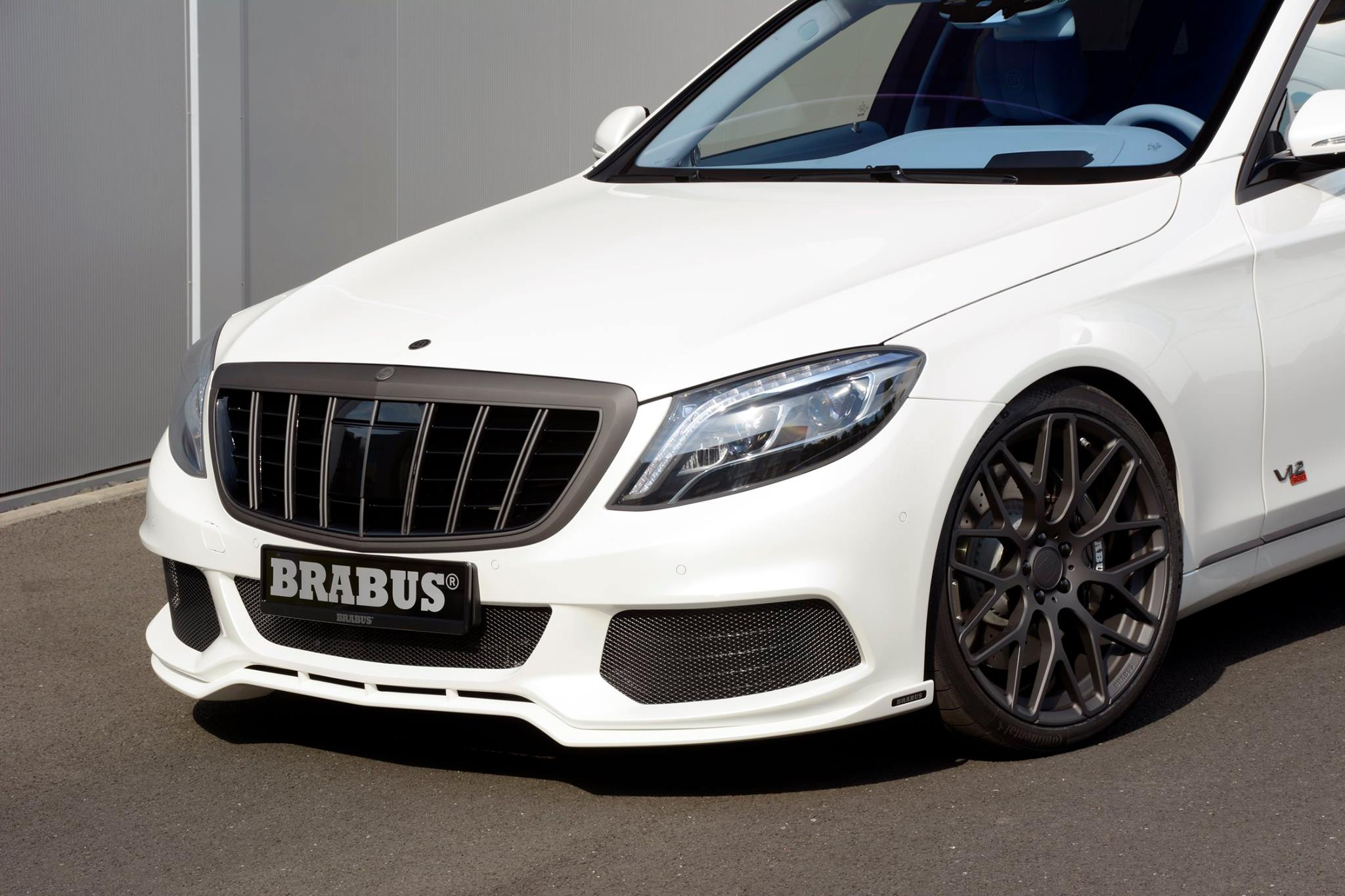 2018 Brabus Rocket 900 photo - 4