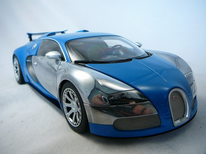 2018 Bugatti EB 164 Veyron photo - 5