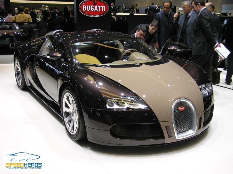 2018 Bugatti Veyron Fbg par Hermes photo - 1