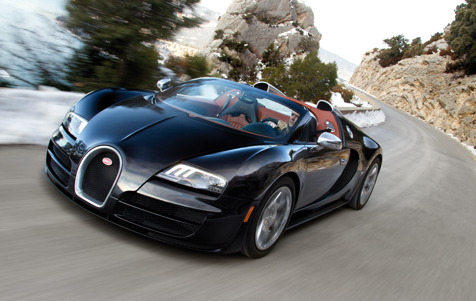 2018 Bugatti Veyron Grand Sport photo - 1