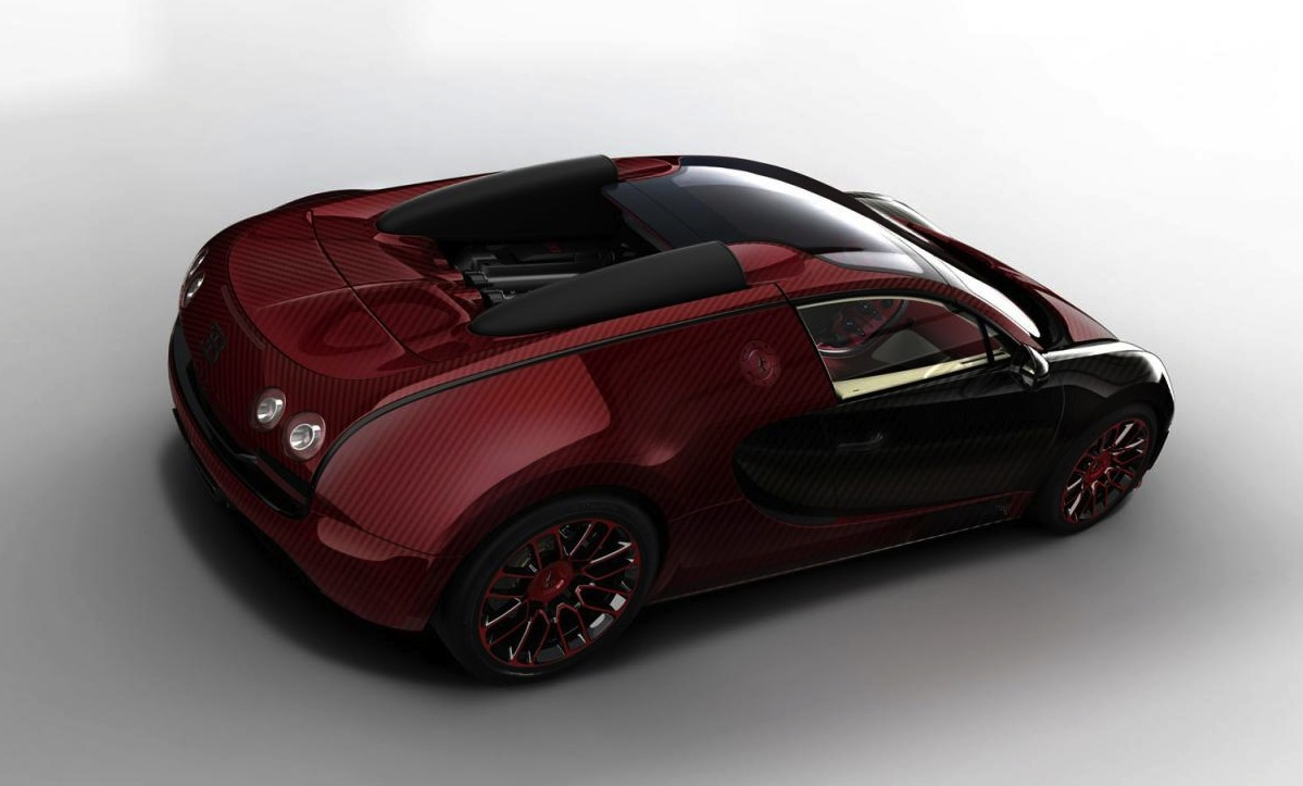 2018 Bugatti Veyron Grand Sport photo - 4