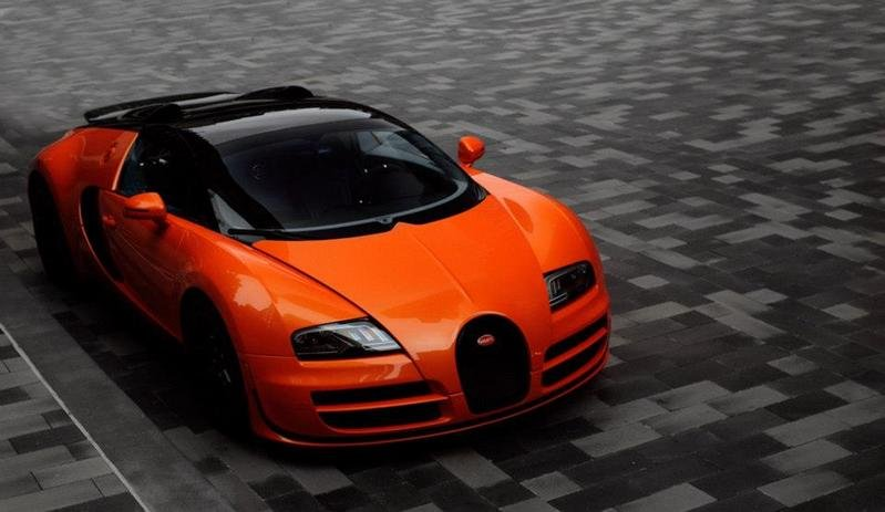 2018 Bugatti Veyron Grand Sport Vitesse 1of1 photo - 2