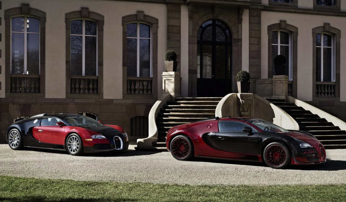 2018 Bugatti Veyron Grand Sport Vitesse La Finale photo - 3