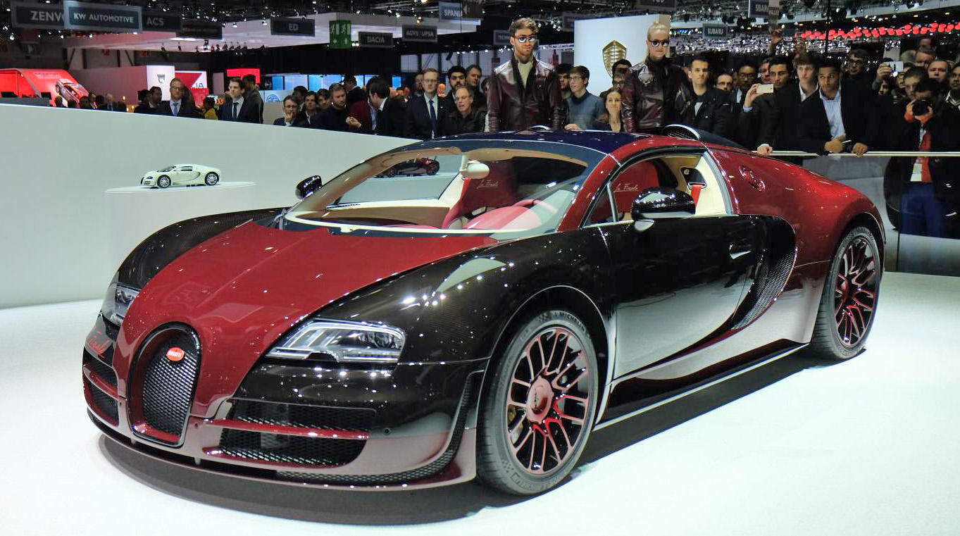 2018 Bugatti Veyron Grand Sport Vitesse La Finale photo - 5