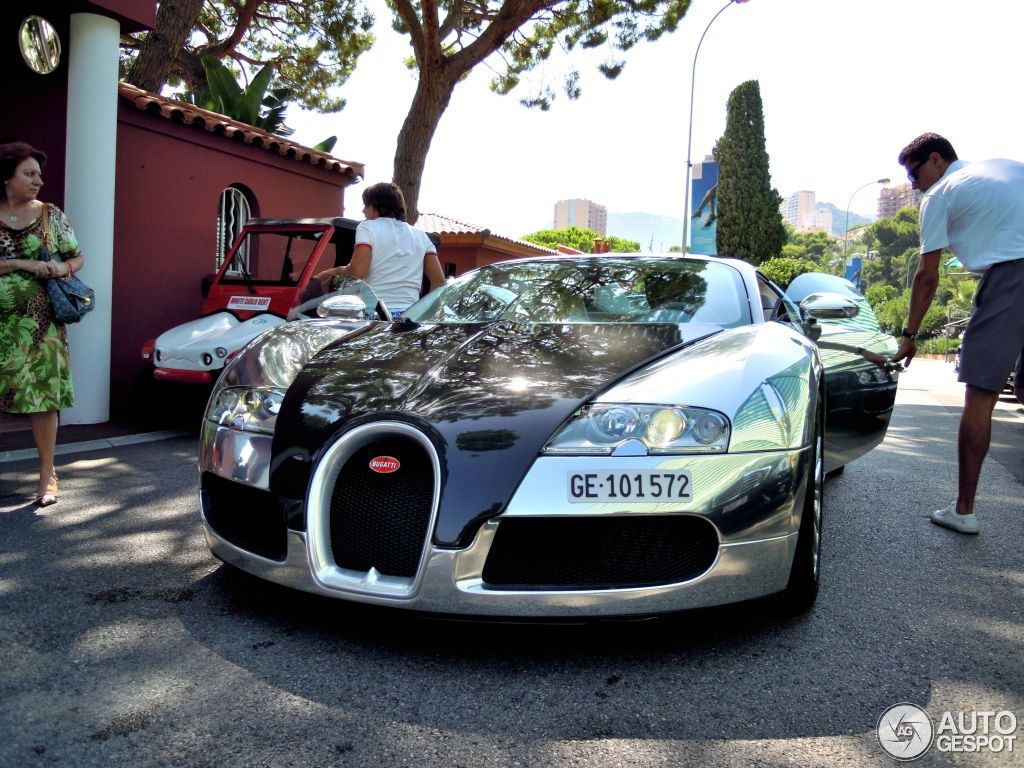 2018 Bugatti Veyron Pur Sang photo - 4